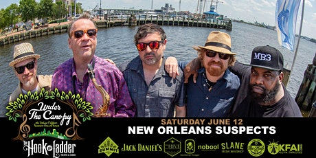 An Evening of Music with: New Orleans Suspects tickets
