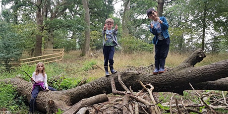 WildTribe holiday club  - Summer holiday dates tickets