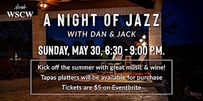 A Night of Jazz with Dan & Jack
