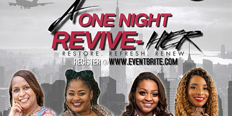 #IAMHER's One Night Revive-Her tickets