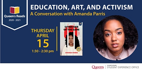 Education, Art, and Activism: A Conversation with Amanda Parris tickets