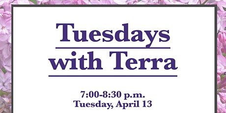 Tuesdays with Terra: Criminal Justice Reform Legislation tickets