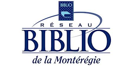 Nouvelles lignes directrices et BiblioQUALITÉ 2.0 tickets