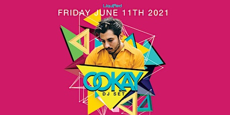 OOKAY  | Friday June 11th 2021 | District Atlanta tickets