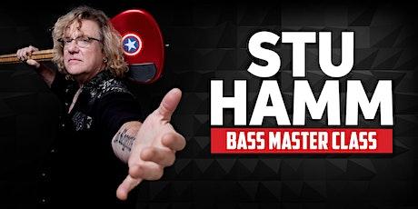 Stu Hamm Bass Master Class tickets
