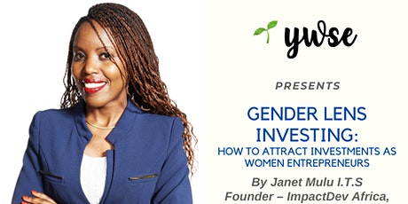 Gender Lens Investing tickets