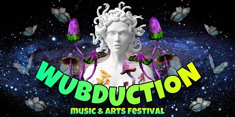WUBDUCTION Music & Arts Festival tickets