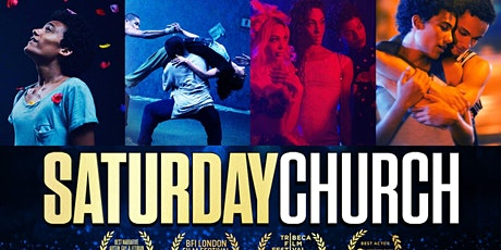 """Saturday Church"" Watch-Party with DC Public Library tickets"