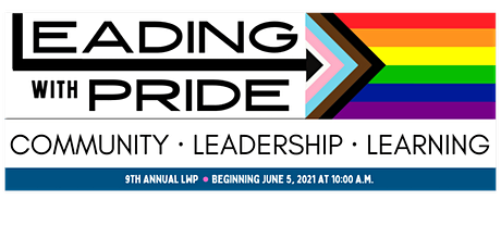 Leading With Pride 2021 tickets