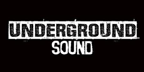 Underground Sound Presents - The Moustache Bar - Section 4 tickets