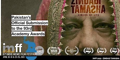ZINDAGI TAMASHA Screening -- U.S PREMIERE tickets