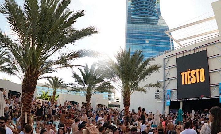 Miami Pool Party Edm image