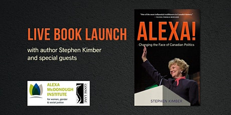 Alexa! Live Book Launch with author Stephen Kimber tickets