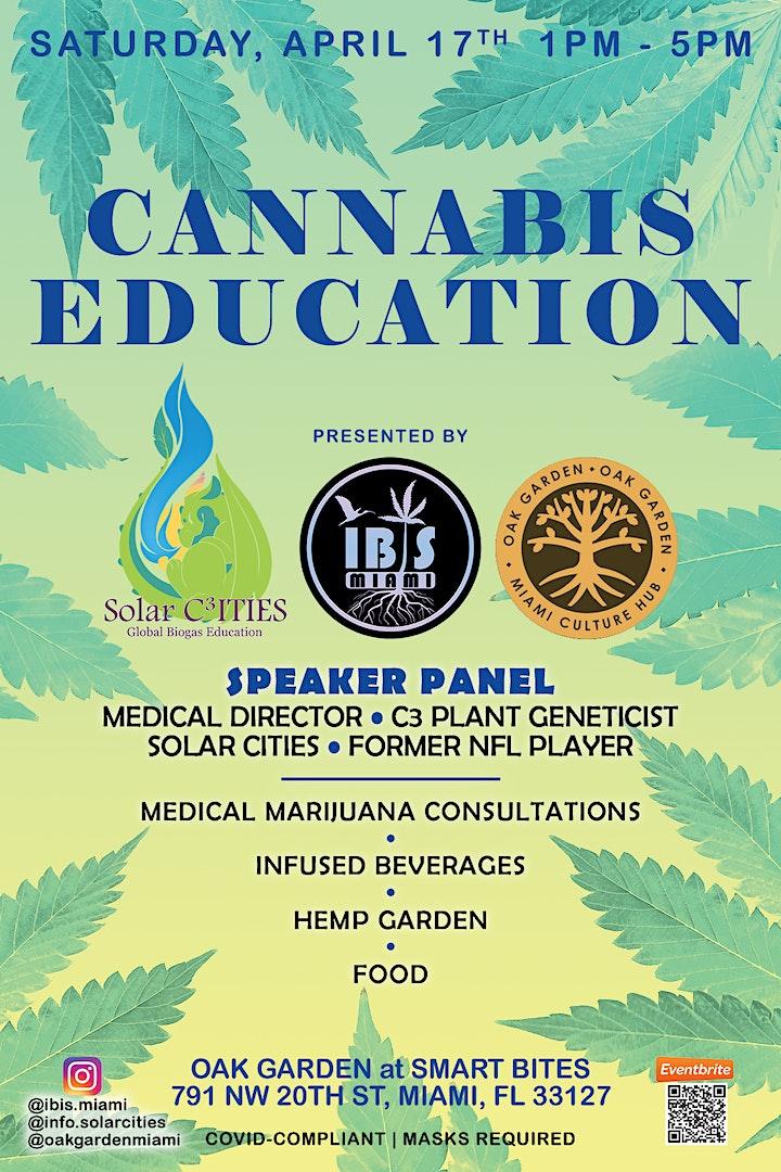 Cannabis Education image