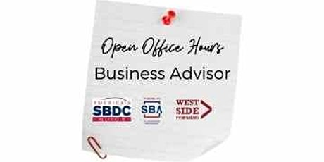 Business Advisor Office Hours tickets