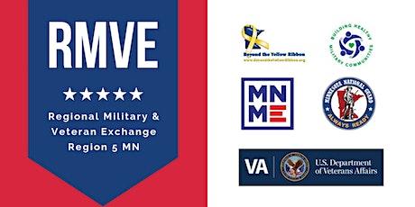 Regional Military and Veteran Exchange - Region 5 MN tickets