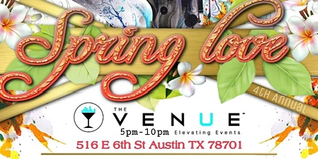 SPRING LOVE FASHION SHOW 4TH ANNUAL tickets