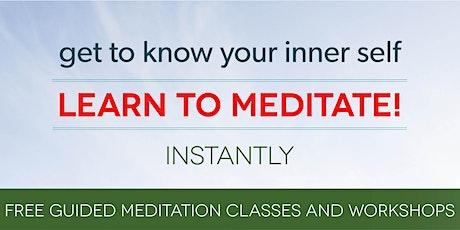 Sahaja Yoga Meditation Online tickets