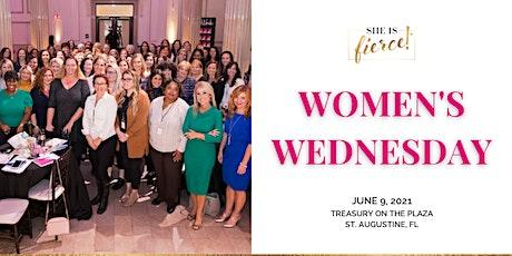Women's Wednesday tickets