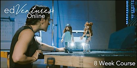 Handmade Animation 101 - Jenna Marks tickets