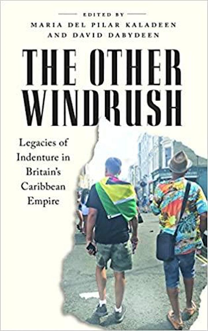 Guyana SPEAKS -THE OTHER WINDRUSH image