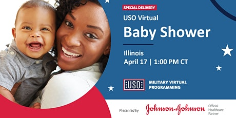 USO Special Delivery: Virtual Baby Shower ingressos