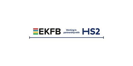 HS2 and EKFB: Calvert Area virtual one-to-one meetings tickets