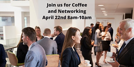Coffee and Networking tickets