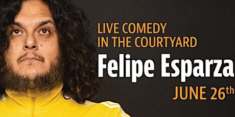 Felipe Esparza Comedy Show tickets