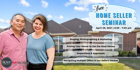 Home Selling Seminar - Take the Hassle Out of Selling! tickets