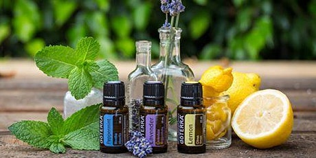 Essential Oils Basics for Non Toxic Living tickets