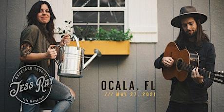Jess Ray Backyard Tour // OCALA, FL tickets