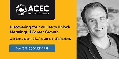 Discovering Your Values to Unlock Meaningful Career Growth tickets