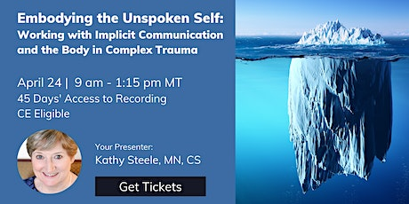 Embodying the Unspoken Self: Working with Implicit Communication tickets