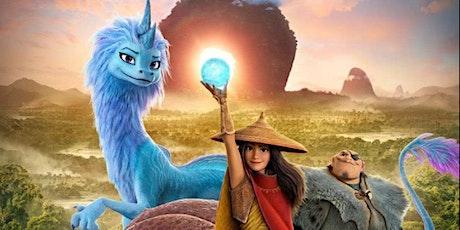 QUANTICO - Movie: Raya and the Last Dragon - PG *SENSORY FRIENDLY* tickets