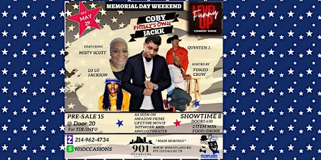 Level Up Funny Comedy Show tickets