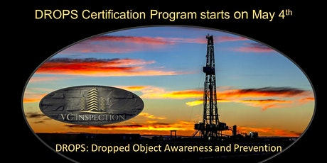 Dropped Object Awareness and Prevention Course Introduction tickets