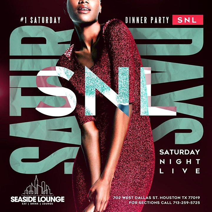 THE RETURN OF SATURDAY NIGHT LIVE AT SEASIDE LOUNGE image