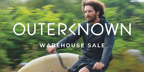 Outerknown Warehouse Sale - Encinitas, CA tickets