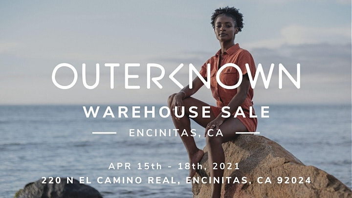 Outerknown Warehouse Sale - Encinitas, CA image