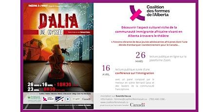 Théâtre, Culture et Immigration billets