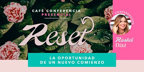 "Yuma | Café con Aurora Mujeres ""Reset"" | Rashel Díaz tickets"