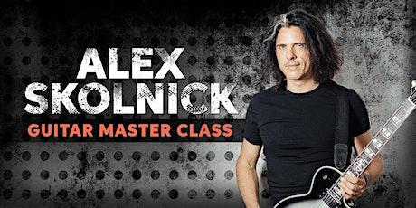 Alex Skolnick Guitar Master Class tickets