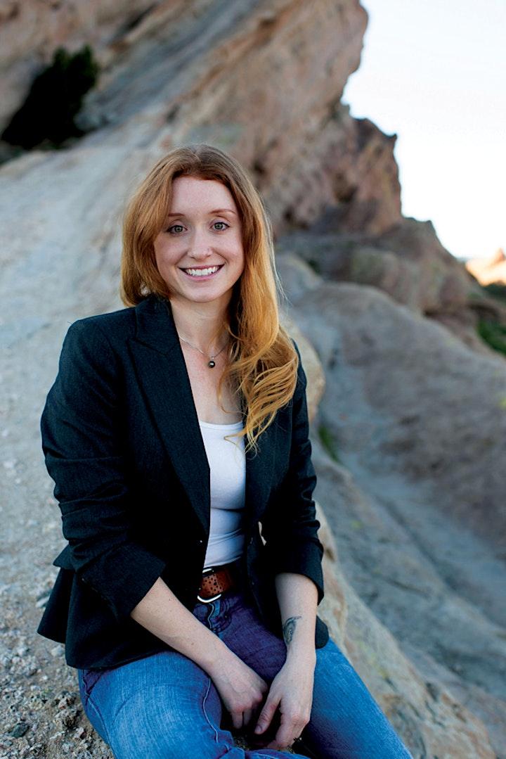 "Jess Phoenix: ""Ms. Adventure"" image"