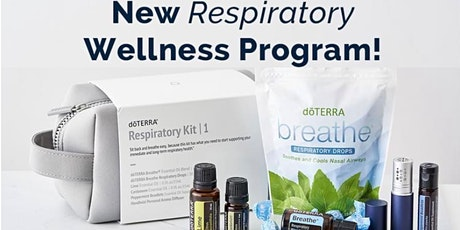 Washburn Wellness Presents - Natural Solutions for Respiratory Health tickets