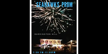 Seahawks prom tickets
