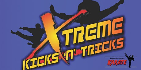 BLK Xtreme Kicks 'N' Tricks Summer Camp August 2nd-6th tickets