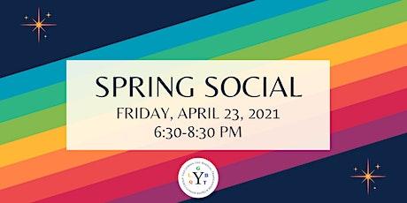 LGBTQ Spring Social tickets