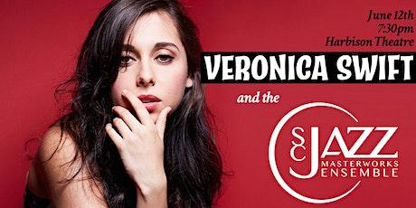 SC Jazz Masterworks Ensemble Featuring Veronica Swift tickets