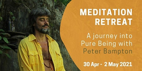 Meditation Retreat: A Journey into Pure Being bilhetes